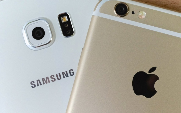 Court Bans Sales Of Some Samsung Phones in The U.S