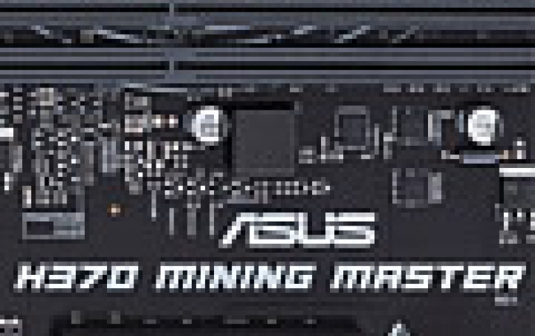 ASUS H370 Mining Master Connects 20 GPUs to one Motherboard