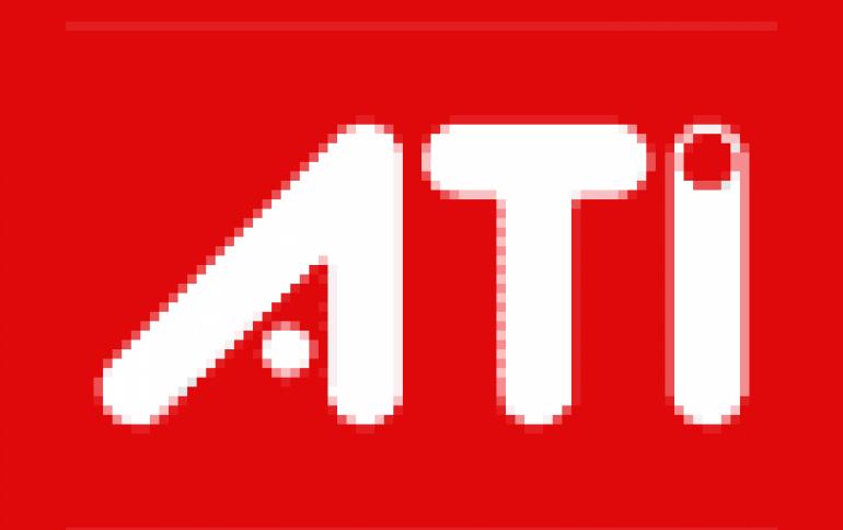 ATI is World?s Biggest Discrete Graphics Supplier for 2004