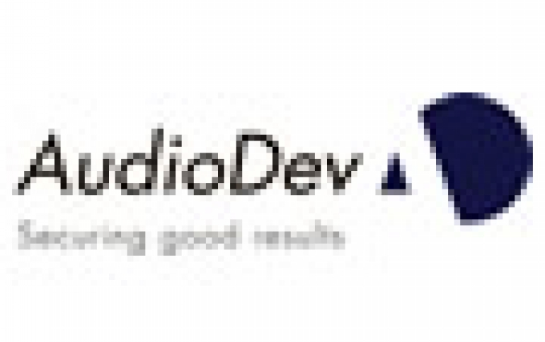 New AudioDev CEO To Drive Company's Future