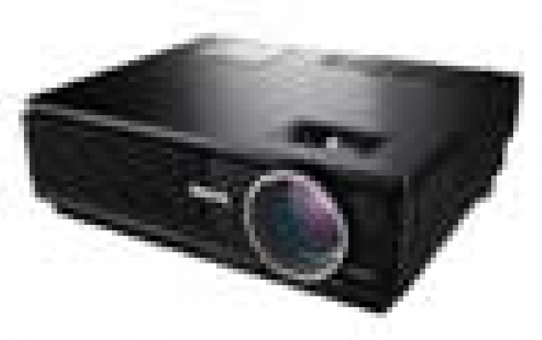 BenQ Launches New Cross Function MP610 Digital Projector