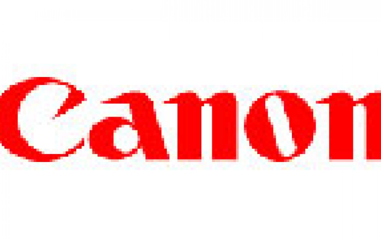 Canon says to recall copiers that can catch fire