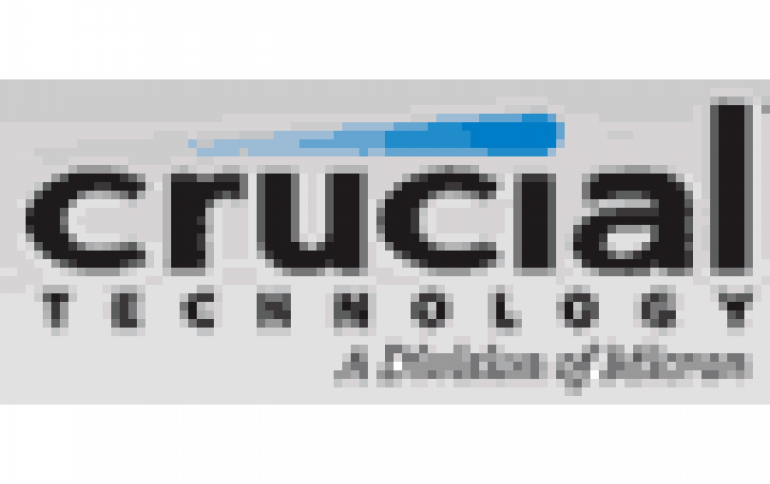 Crucial Presents New Memory Look