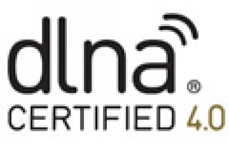DLNA 4.0 Offers Device Compatibility, Energy Efficiency