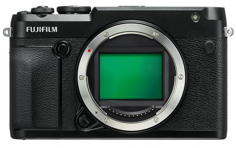 Fujifilm Announce the GFX 50R Medium-format Mirrorless Camera, Teases With 100-megapixel GFX 100