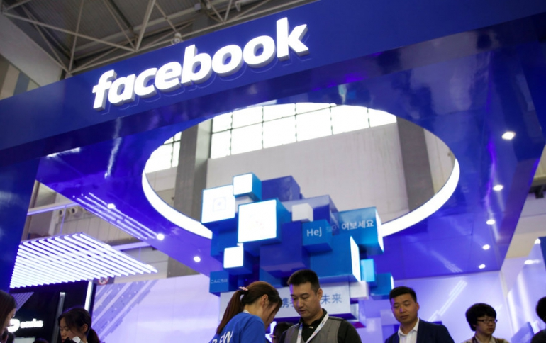 Facebook Has Data-sharing Agreements with Chinese Firms