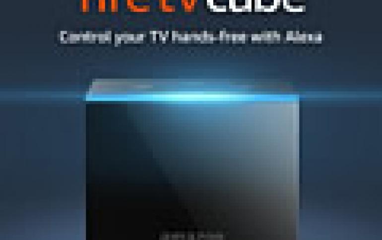 Amazon Introduces Amazon Fire TV Cube