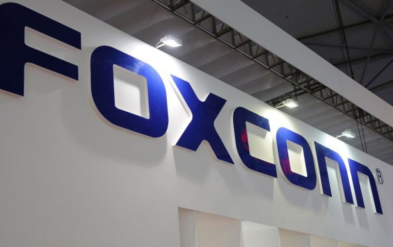 Foxconn Announces U.S. Manufacturing Plant in Wisconsin