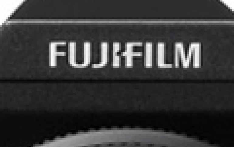 Fujifilm Develops New Medium Format GFX Mirorless Camera
