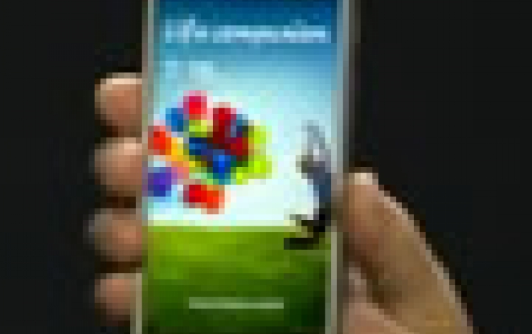 AT&T, UK Carriers To Start Taking Orders For Galaxy S 4