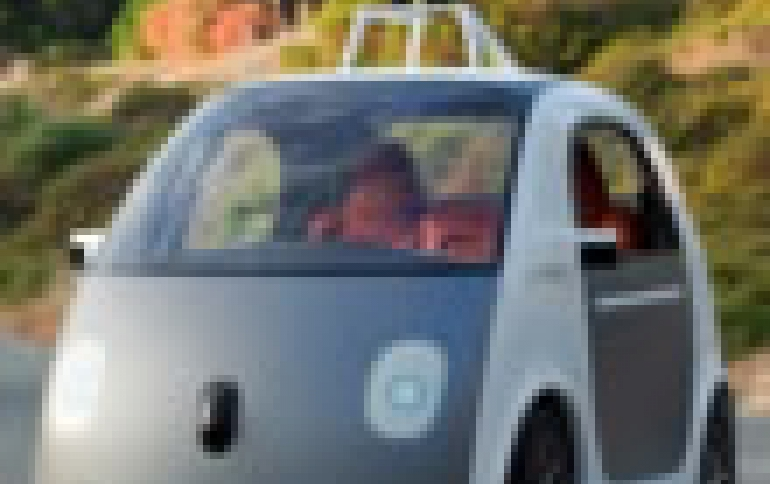 Google Reveals Some Robot Car Crash Details