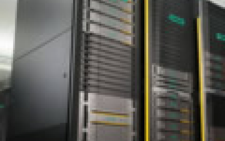 New HPE Superdome Flex Server Offers up to 48TB of In-memory Analytics