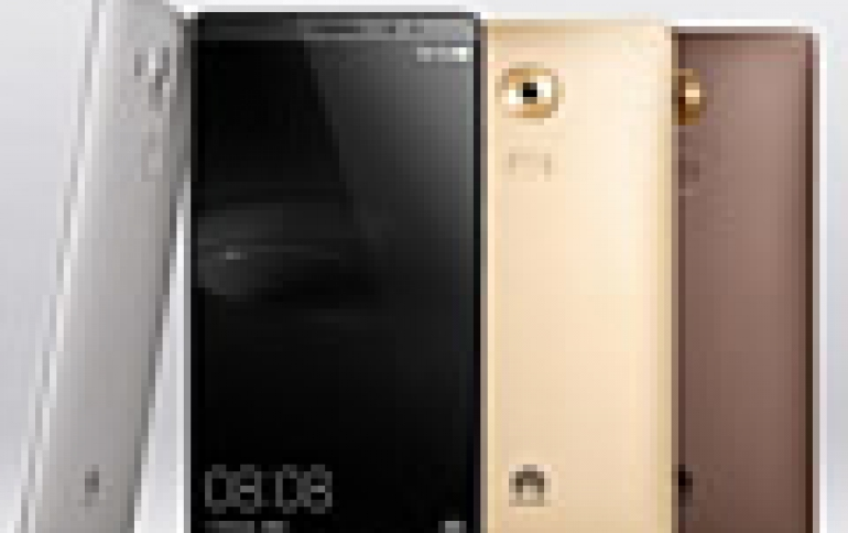 New Huawei Mate 8 Smartphone Launched With Kirin 950 Inside