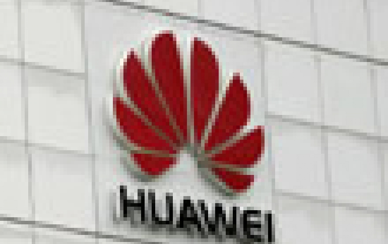 High Spending On Smartphone Business Lowered Huawei's Profits