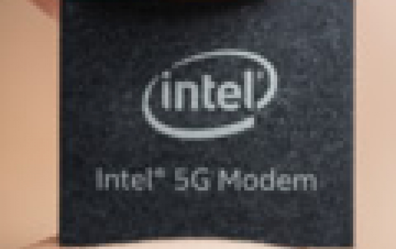 Intel Introduces Portfolio of Commercial 5G New Radio Modems, Extends LTE Roadmap with Intel XMM 7660 Modem