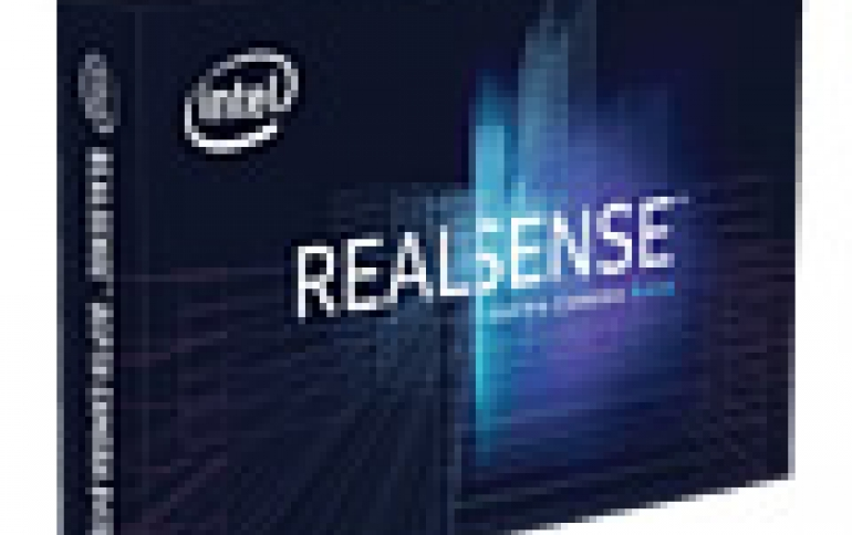 Intel RealSense D400 Depth Camera Series Add 3D Capabilities to Any Device