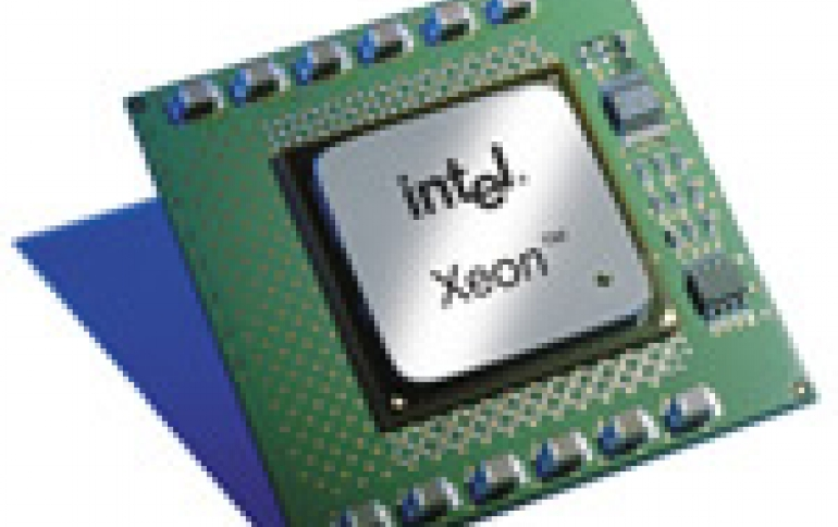 Intel showcases super-charged Xeon