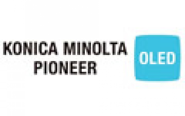 Konica Minolta and Pioneer Join Forces On OLED Lighting Business