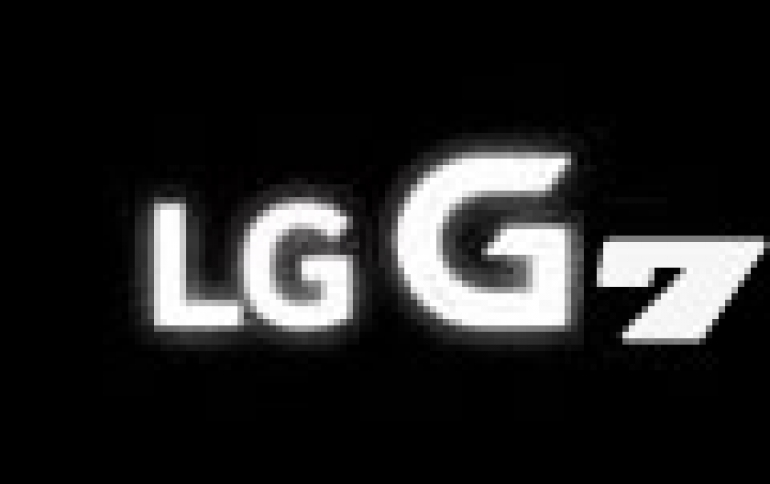 LG Electronics Applies For Iris Recognition Patent For Mobiles