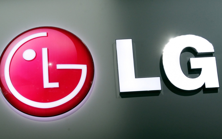 LG Electronics Operating Profit up in Q1 on Sales of Home Appliances and TVs