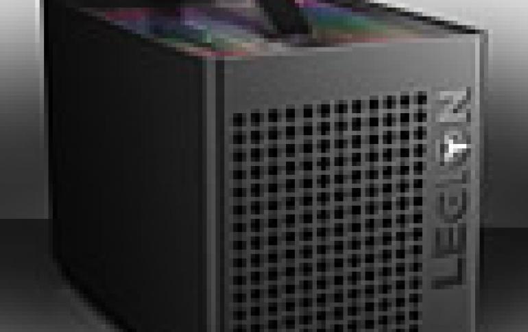 E3: Updated Lenovo Legion Gaming PCs are Stylish and Savage