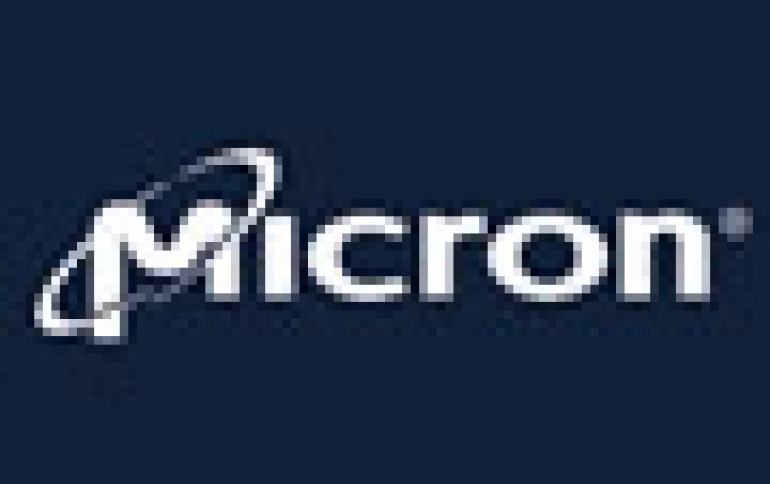 Micron Releases 30nm DDR3L-RS Products