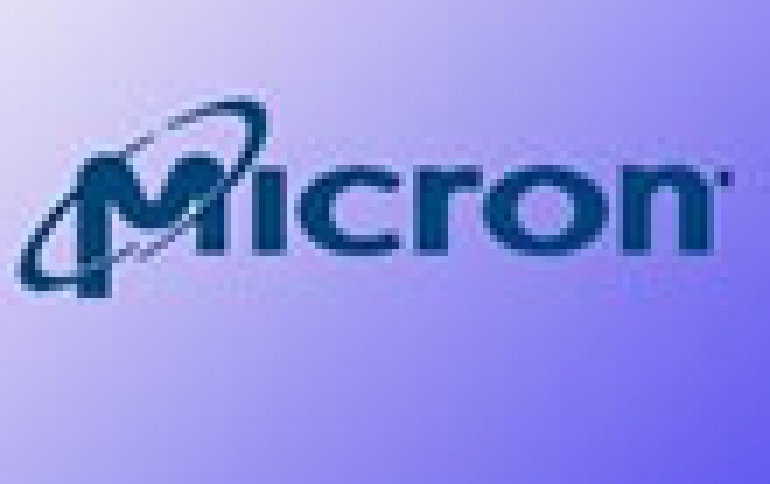 Micron Posts Yearly Revenue Decline, But Forecast Profit