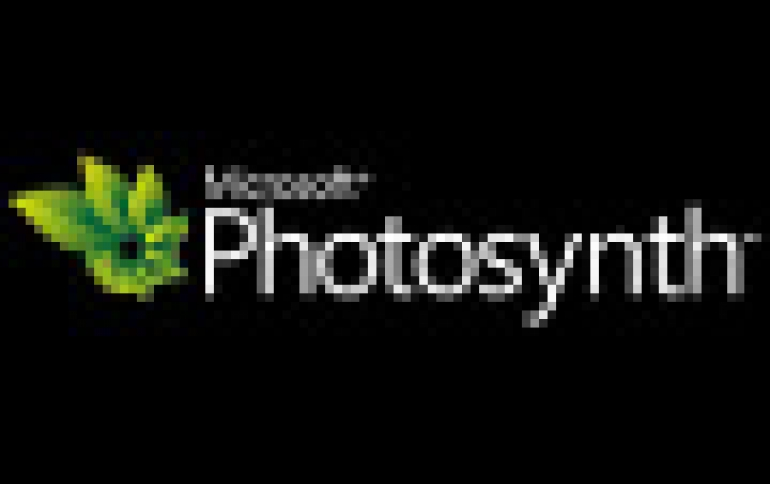 Photosynth for Windows Phone Transforms 2D Images To 3D Panoramas