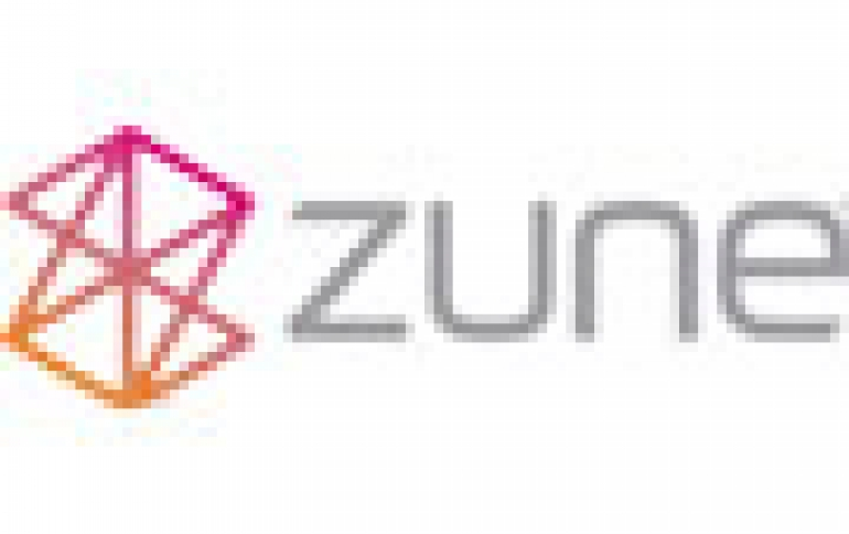 Microsoft Confirms Zune Media Player