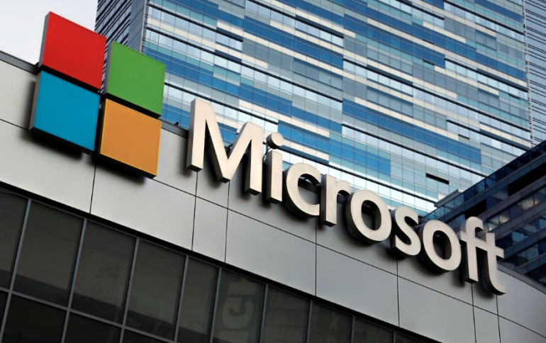 Cloud Strength Keeps Boosting Microsoft's Results