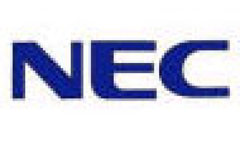 NEC introduces 128-megabit memory for mobile handsets