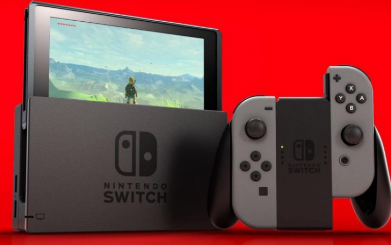 Nintendo Says Dead LCD Pixels Are Normal For Switch