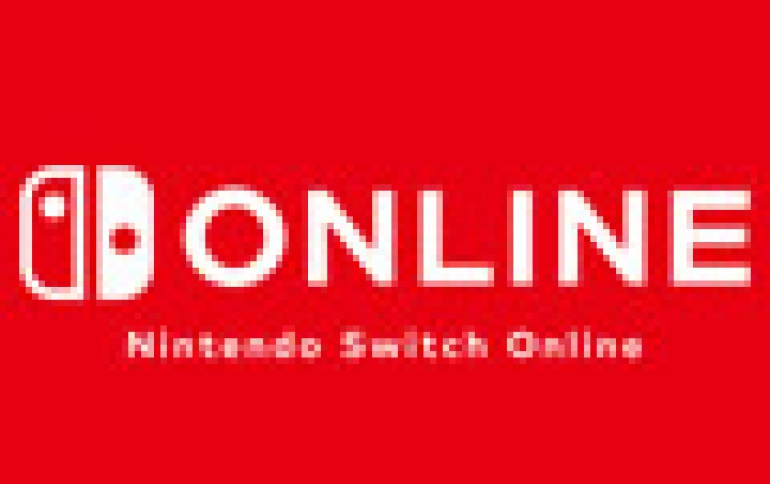 Nintendo Switch Online to Cost $20 per Year