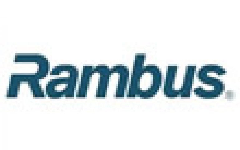Rambus is on Sale: report