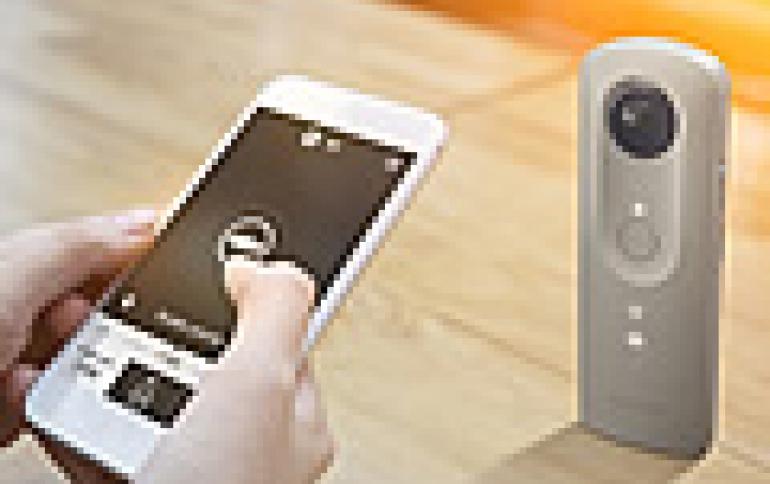 RICOH THETA SC Model Added To Company's 360-degree THETA Camera Lineup