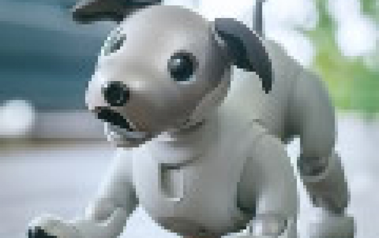 Sony Revives the AIBO Robot Dog