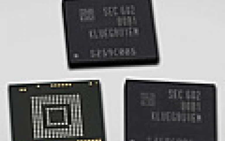 Samsung Introduces First 256GB Universal Flash Storage for Mobiles