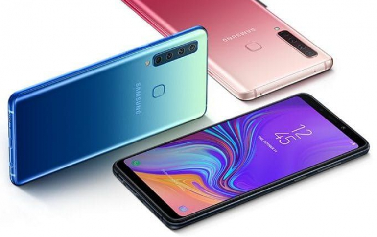 Samsung A9 Smartphone Comes With Four Rear Cameras