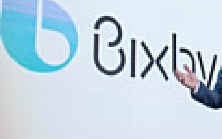 Samsung Brings Bixby to Home Appliances