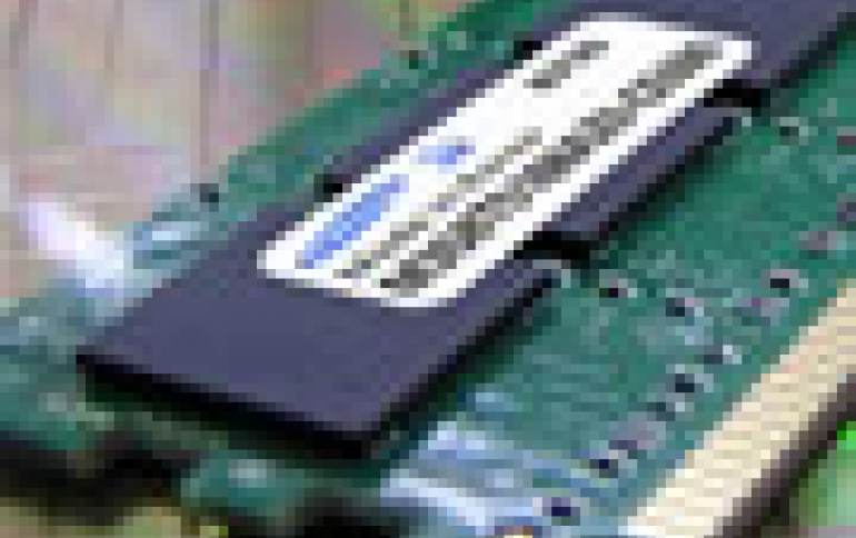 Samsung Develops New Stacking Process for DRAM
