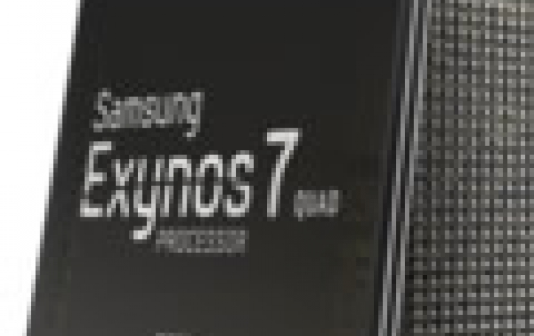 Samsung's Exynos Processors To Power Future Audi Cars