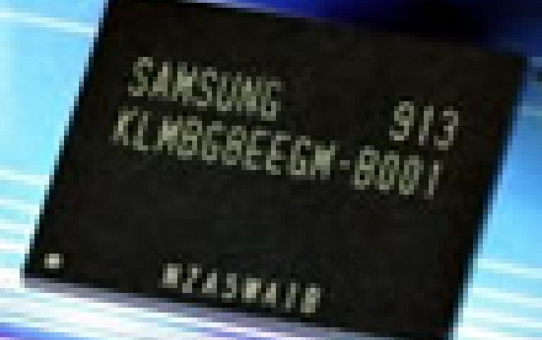 Samsung Keeps The Lead, SK Hynix Regains 3rd Spot in 2Q13 NAND Flash Sales Ranking