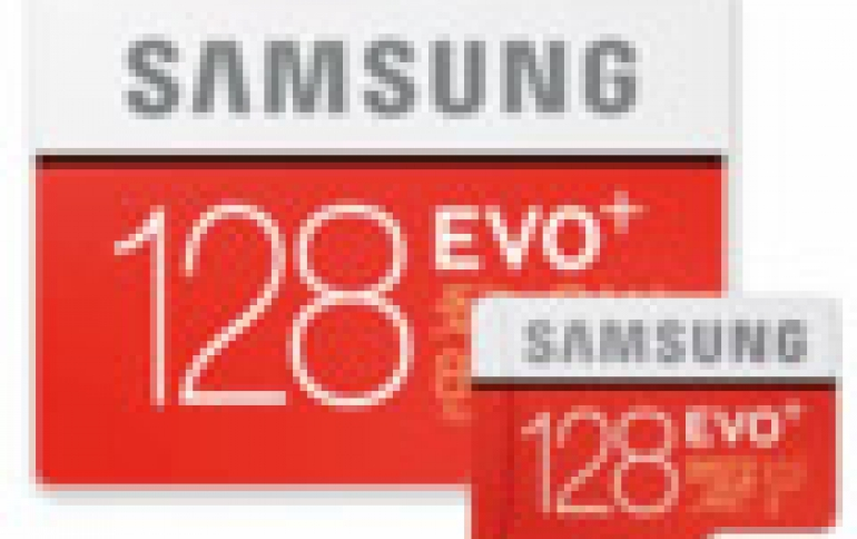 Samsung Delivers Faster Speeds With New PRO Plus and EVO Plus Memory Cards