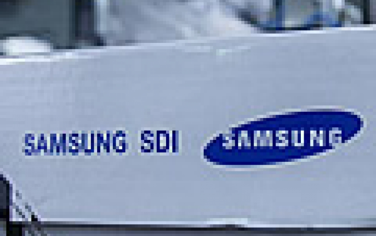 Samsung SDI Aims at Cobalt-free EV Batteries