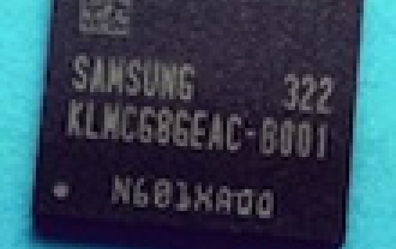 Samsung Now Mass Producing Fast Embedded Memory