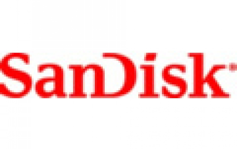 SanDisk Forecasts Full-year Revenue Decline