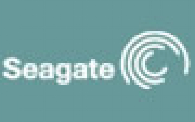 Seagate Ships 1 Billion Hard Drives; Expects Next Billion Within Five Years