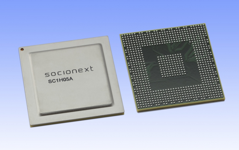 CEATEC: Socionext Develops World's First HDMI 2.1 Compatible Video Processing Chips