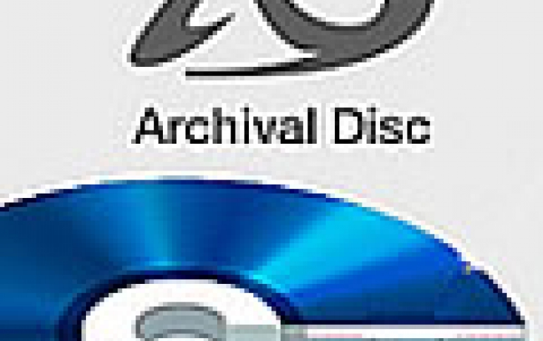 Ritek to Produce Panasonic's 300GB Archival Discs