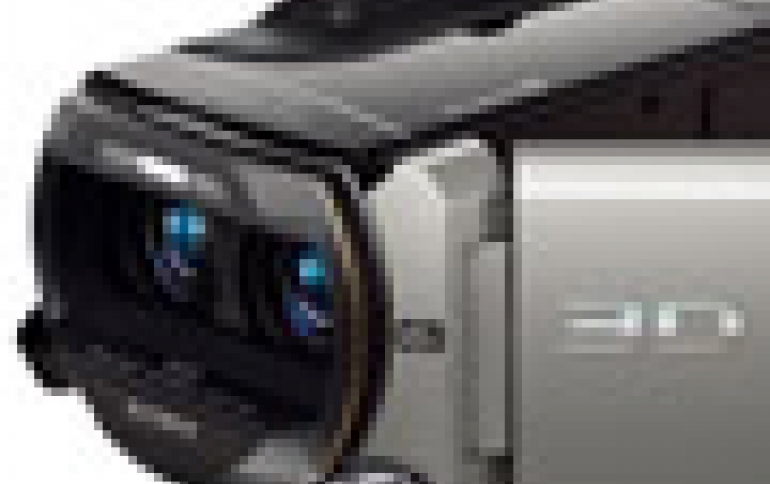 Latest AVCHD Format Standard Supports 3D Content